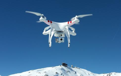 Slider drones 4