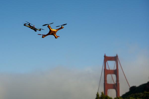 Slider drones 2