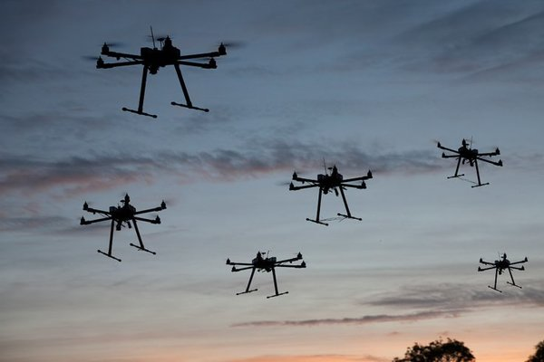 Slider drones 6