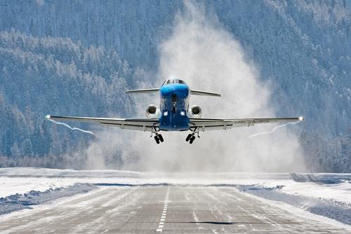Large take off