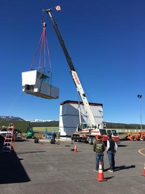 Slider tower lift 1