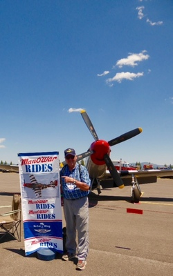 Slider airshow mustang flts for hire