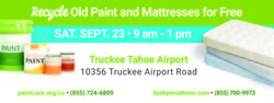 Medium paintmattressrecyclingevent truckee