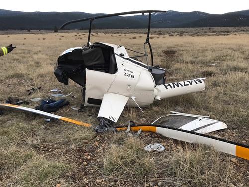 Large helio crash 2 11.30.2017