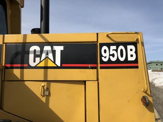 Slider cat 950b 4