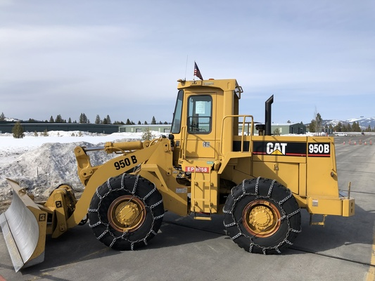 Slider cat 950b 2