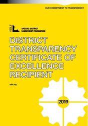Medium sdlf transparency certificate