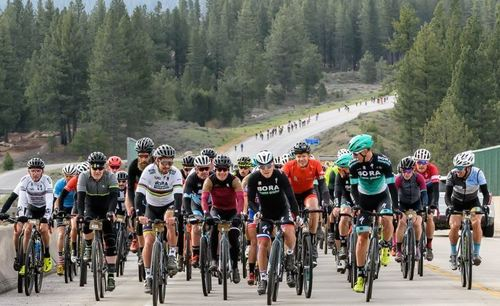 Large truckee dirt fondo