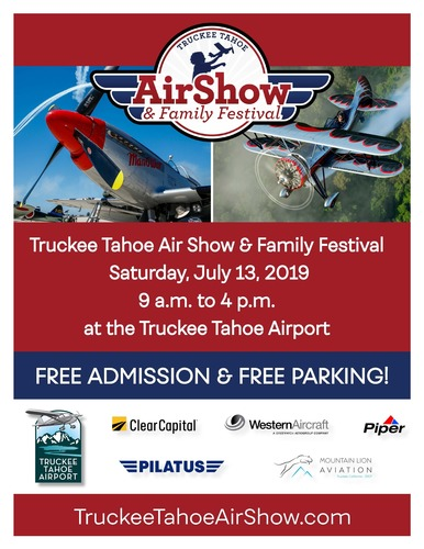 Large air show 2019