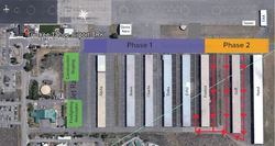 Medium taxiway romeo phase 2